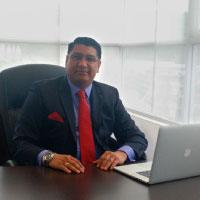 Johnny Fernández R., MBA